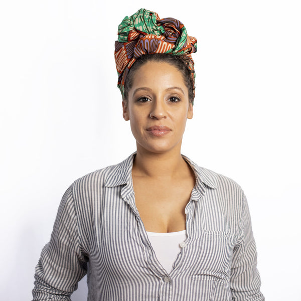 Facetime Headwrap - Headwrap Only - hair accessories