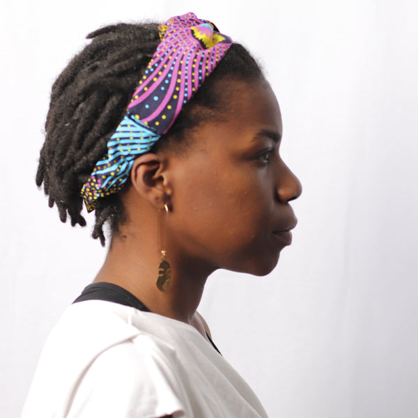 Featherweight Turban Headband - hair accessories