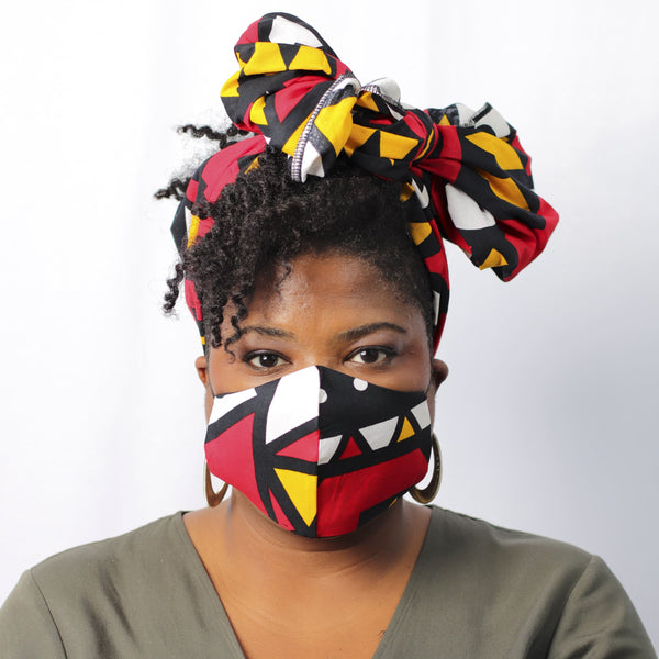Get to Steppin' Headwrap - Headwrap Set - hairwraps