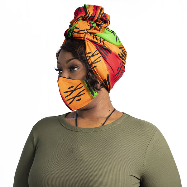 JAMROC Headwrap - hair accessories