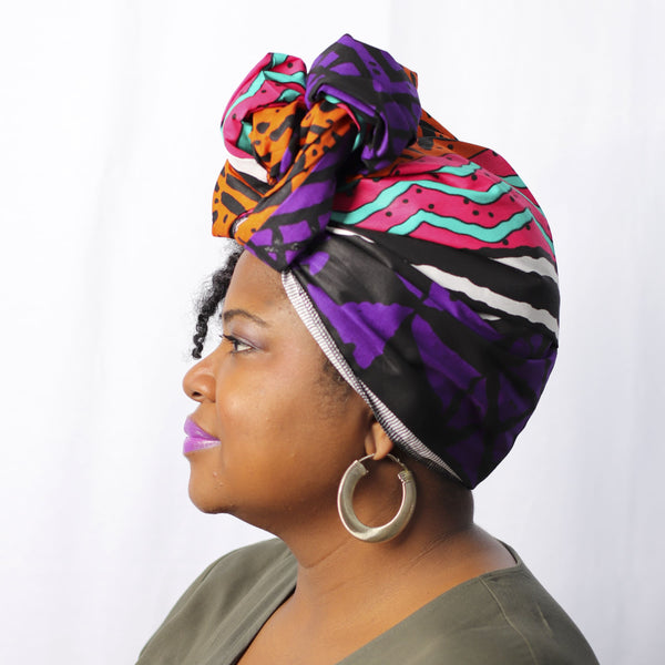 Royalty Headwrap - hair accessories