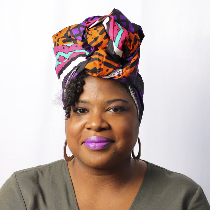 Royalty Headwrap - Headwrap Only - hair accessories