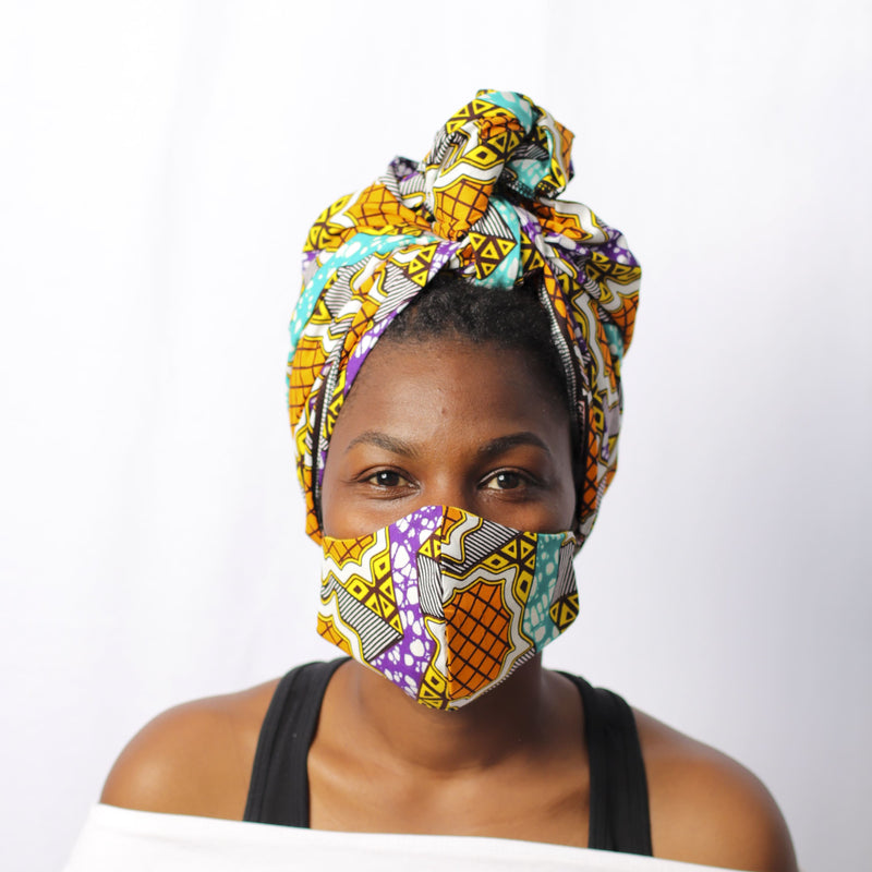Star Glaze Headwrap - Headwrap Set - hair accessories