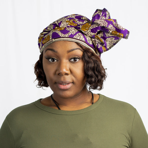 Take that Step Headwrap - hair accessories