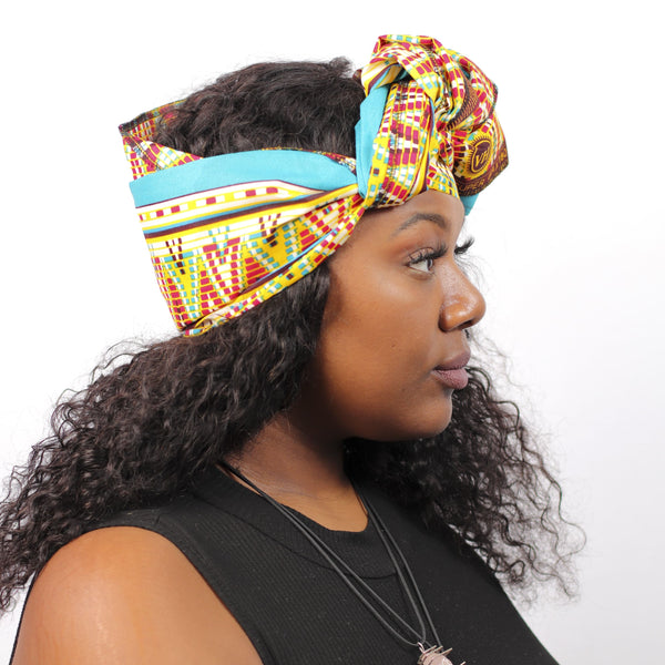 The It Factor Headwrap - hair accessories