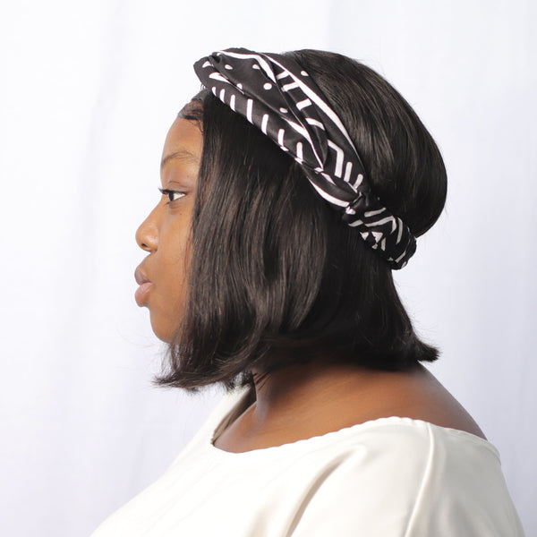 Tribe Vibe Turban Headband - hair accessories