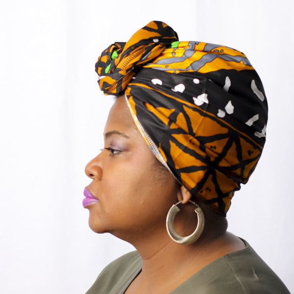 Vibrant Ting Headwrap - hair accessories