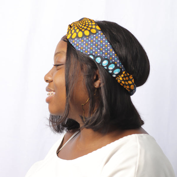 Who's Next Turban Headband - hair accessories