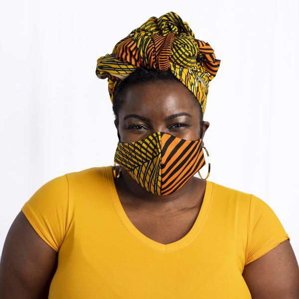 Yardie Headwrap - hair accessories