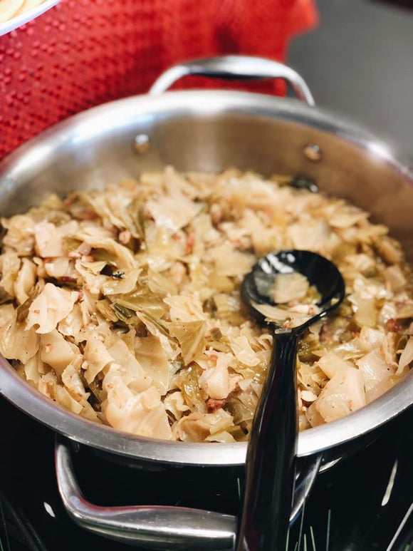 Smothered Cabbage Holiday