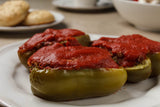 Keto-Friendly Stuffed Bell Peppers