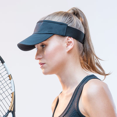 NoSweat Visor Hat & Cap Liner Wicks Moisture & Prevents Sweat Stains - NoSweatShop