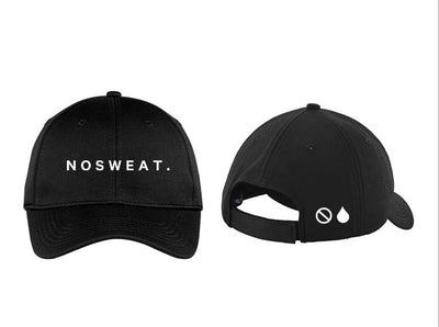 NOSWEAT. Performance Workout Hat - NoSweatShop