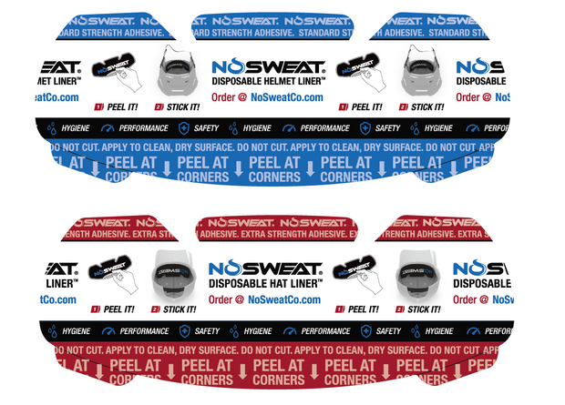 NoSweat Liners - Free Offer - NoSweatShop