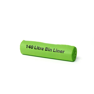 140L Compostable Bin Liner, great for lining your council wheelie bin