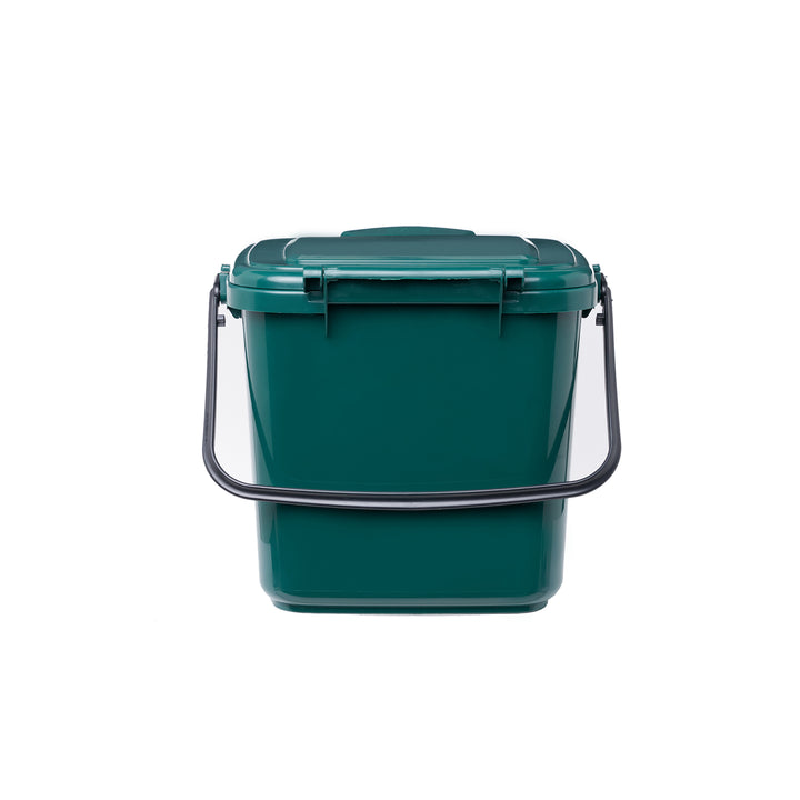 7L Kitchen Caddy for collecting your kitchen food scraps. Picture of bin.