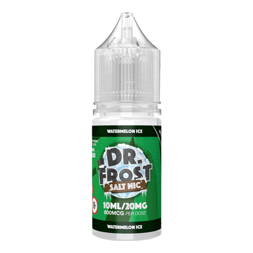 Watermelon Ice Dr Frost Salt 20mg a  for your vape by  at Red Hot Vaping