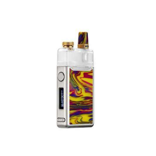Orchid Mod By Orchidvape in Purple Resin, for your vape at Red Hot Vaping