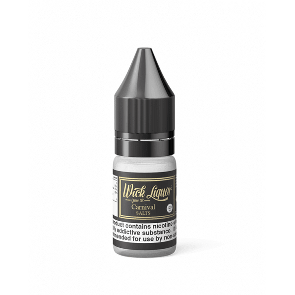 Carnival By Wick Liquor Salts 10ml for your vape at Red Hot Vaping