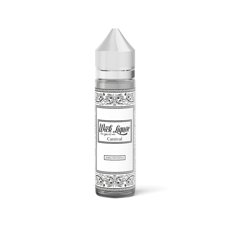 Carnival By Wick Liquor 50ml Shortfill for your vape at Red Hot Vaping