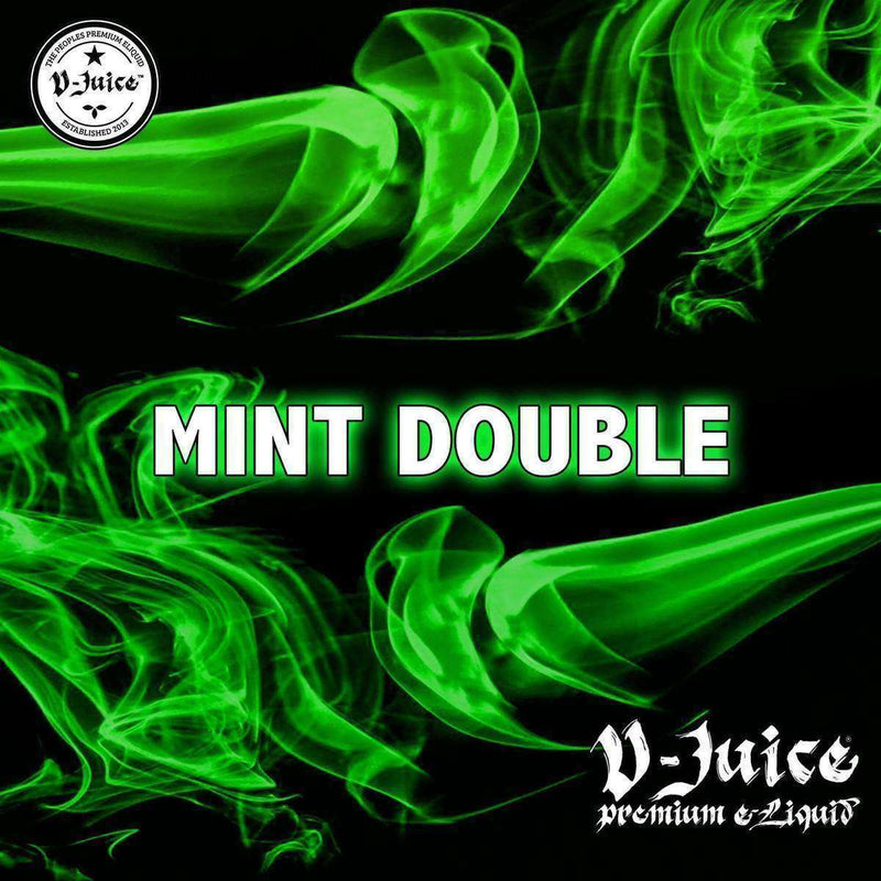 Mint Double Vjuice 10ml a  for your vape by  at Red Hot Vaping