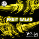 Fruit Salad Vjuice 10ml a  for your vape by  at Red Hot Vaping