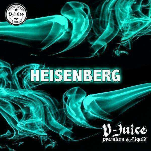 Heisenberg Vjuice 10ml a  for your vape by  at Red Hot Vaping