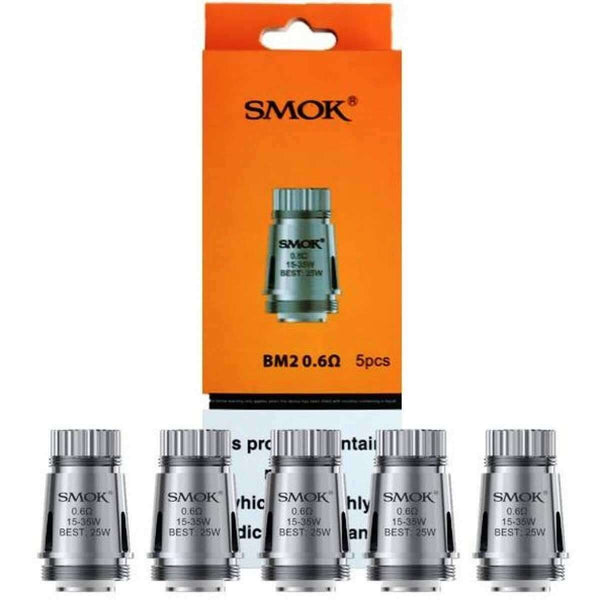 Brit Coils By Smok for your vape at Red Hot Vaping