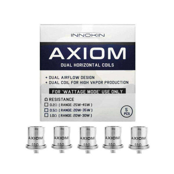 Axiom Coils By Innokin for your vape at Red Hot Vaping