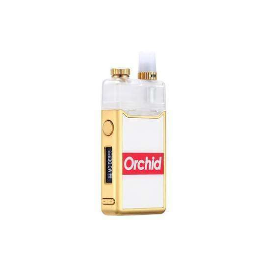 Orchid Mod By Orchidvape in Prime White, for your vape at Red Hot Vaping