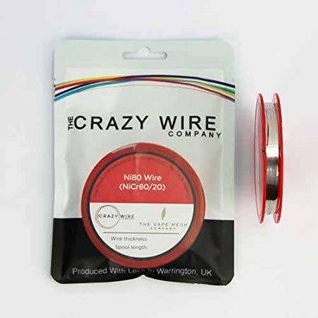 Ribbon Wire Crazy Wire Spool a  for your vape by  at Red Hot Vaping