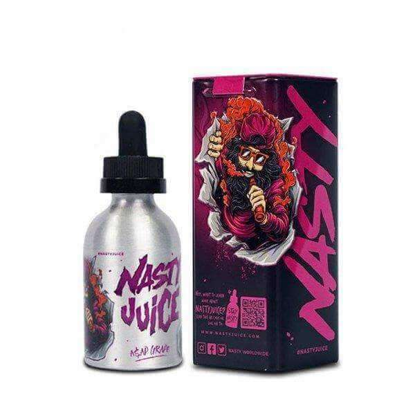 ASAP Grape By Nasty Juice 50ml Shortfill for your vape at Red Hot Vaping