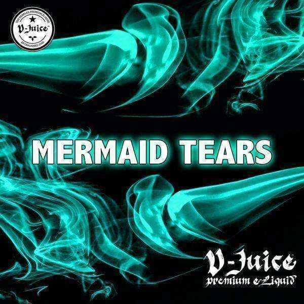 Mermaid Tears Vjuice 10ml a  for your vape by  at Red Hot Vaping