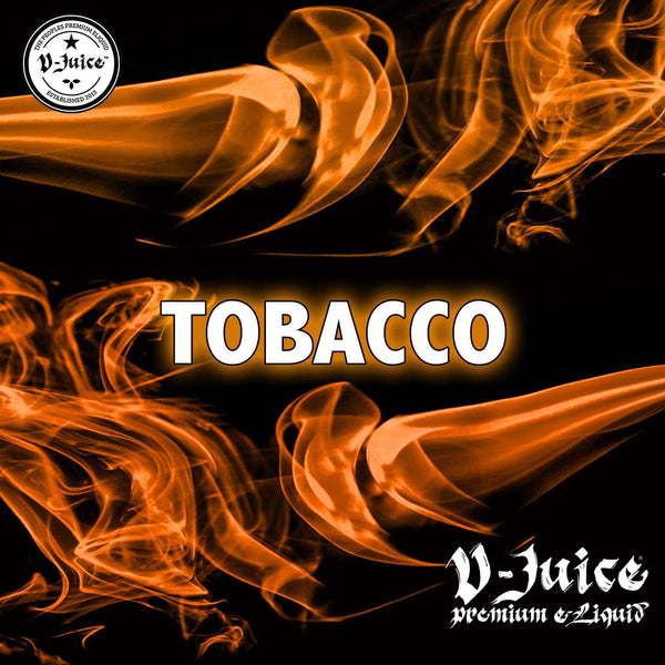 Tobacco Vjuice 10ml a  for your vape by  at Red Hot Vaping