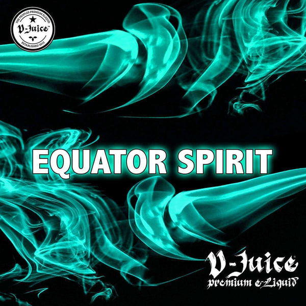 Equator Spirit Vjuice 10ml a  for your vape by  at Red Hot Vaping