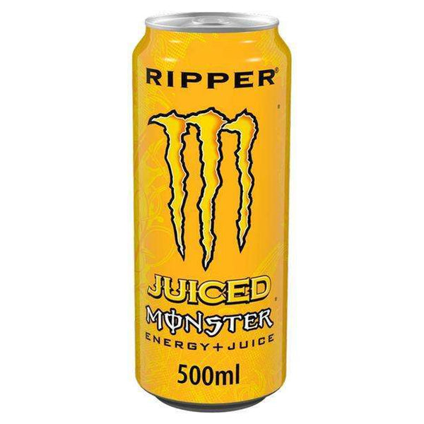 Monster Ripper 500ml for your vape at Red Hot Vaping