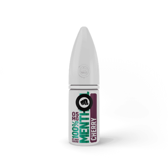 100% Menthol Cherry By Riot Squad Salts 10ml for your vape at Red Hot Vaping
