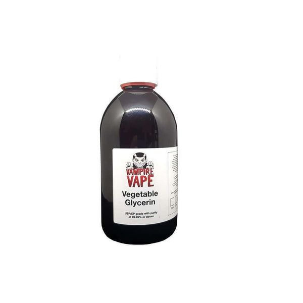 500ml VG for your vape at Red Hot Vaping