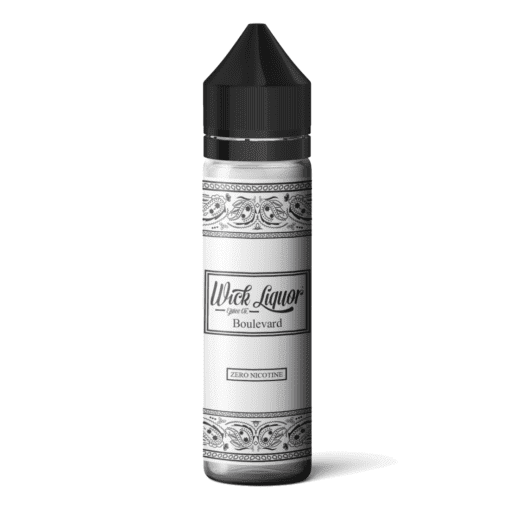 Boulevard By Wick Liquor 50ml Shortfill for your vape at Red Hot Vaping