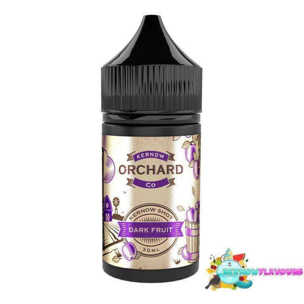 Dark Fruit Orchard Concentrate By Kernow 30ml for your vape at Red Hot Vaping