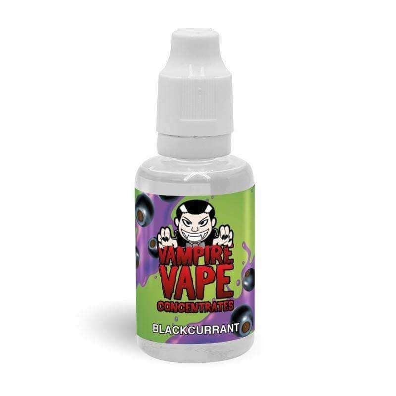 Blackcurrant Concentrate By Vampire Vape 30ml for your vape at Red Hot Vaping