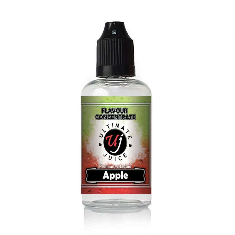 Apple Concentrate By Ultimate Juice 30ml for your vape at Red Hot Vaping