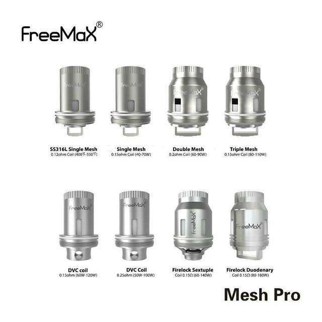 Freemax Mesh Pro Coils a  for your vape by  at Red Hot Vaping