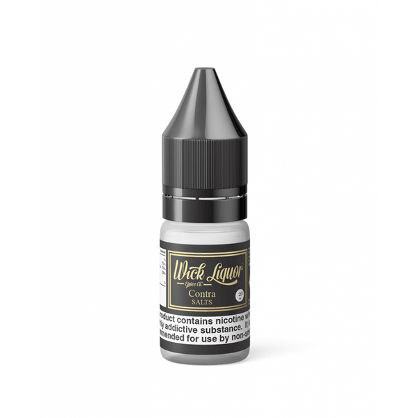 Contra Wick Liquor Salts for your vape at Red Hot Vaping