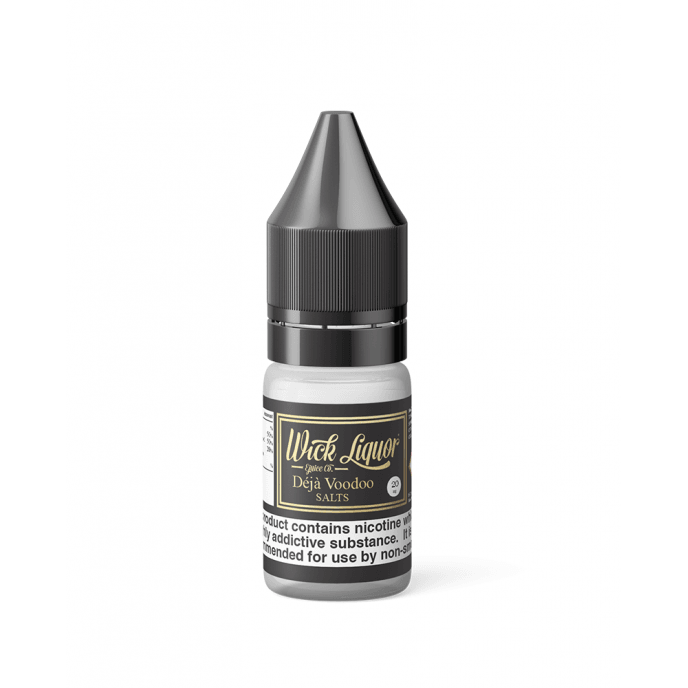 Deja Voodoo Wick Liquor Salts a  for your vape by  at Red Hot Vaping