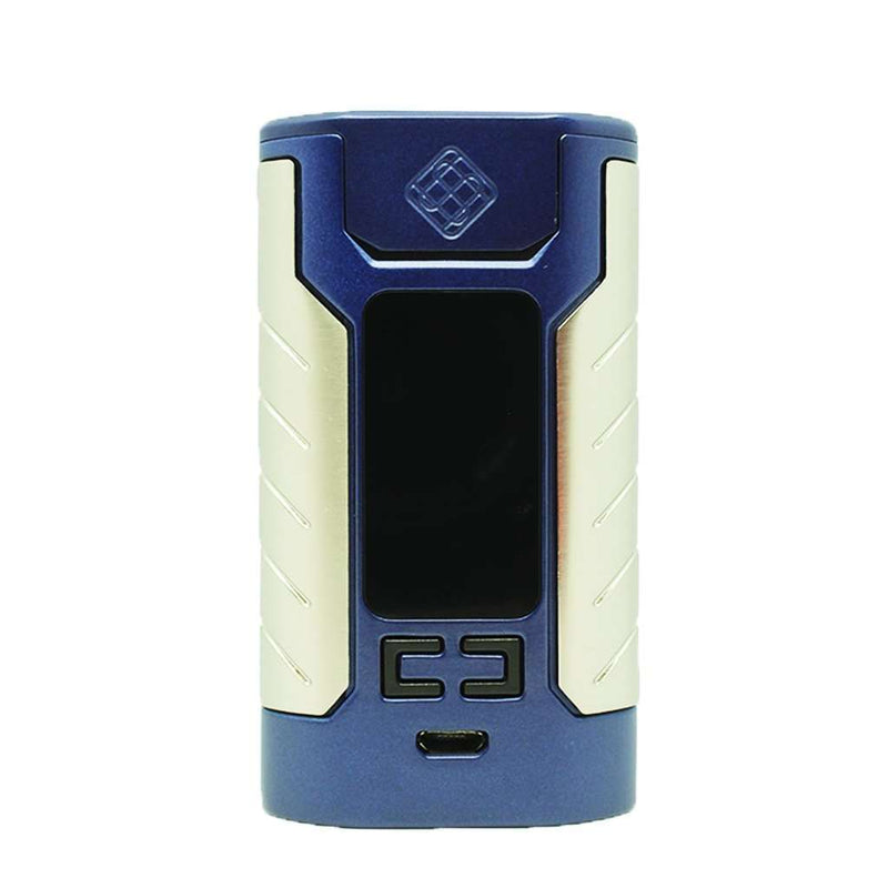 Sinuous FJ200 Mod By Wismec in Blue, for your vape at Red Hot Vaping