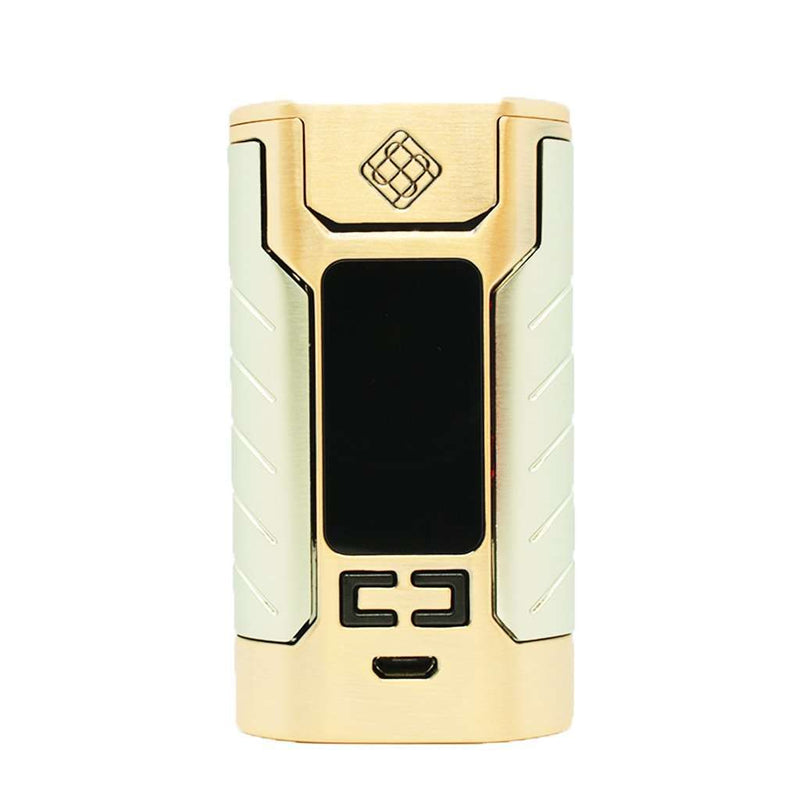 Sinuous FJ200 Mod By Wismec in Bronze, for your vape at Red Hot Vaping