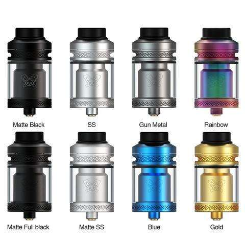 Dead Rabbit V2 RTA By Hellvape for your vape at Red Hot Vaping