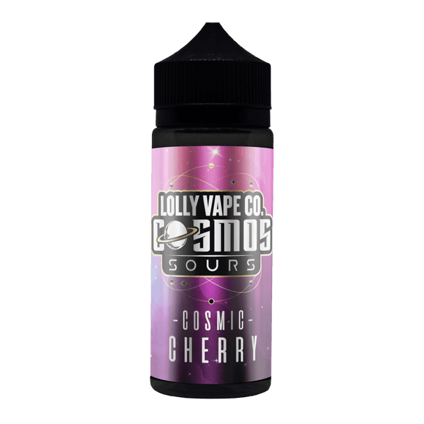 Cosmic Cherry Lolly Vape Co Cosmos 100ml for your vape at Red Hot Vaping