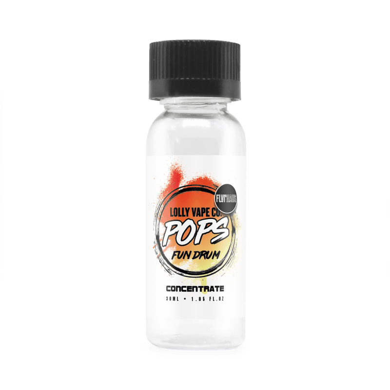 Lolly Vape Co POPS Fundrum 30ml Concentrate by FLVRHAUS a  for your vape by  at Red Hot Vaping